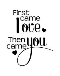 First Came Love